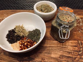 Tuscan Herb Rub