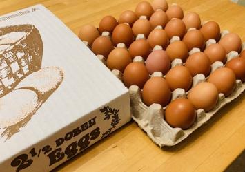 Pastured Eggs- Flat 30