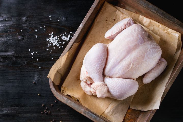 Pasture-raised Chicken 4-pack