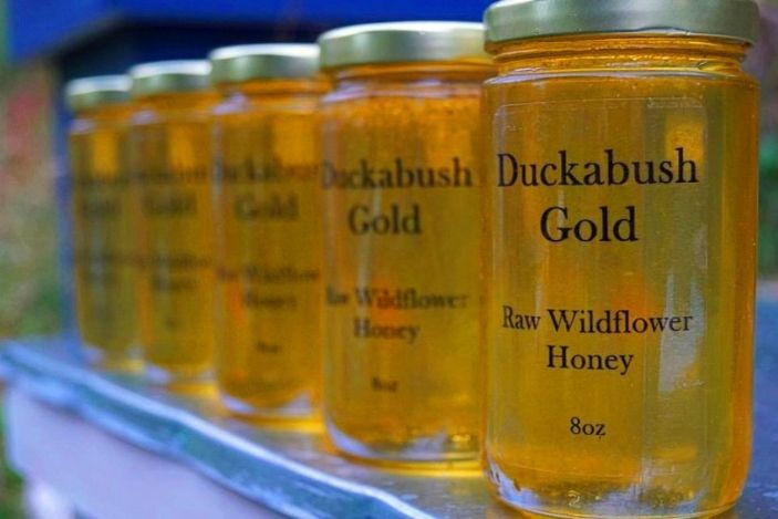Washington Raw Wildflower Honey