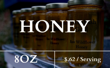 Washington Wildflower Honey