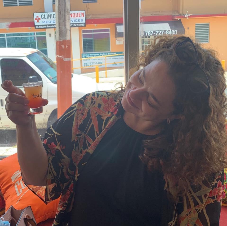 Monica Flores, PR