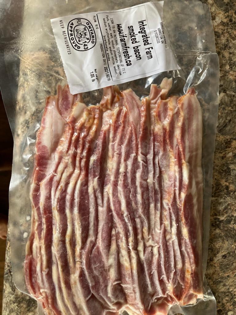 Pork - Smoked Bacon