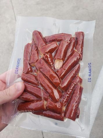 Pork Bites - BBQ