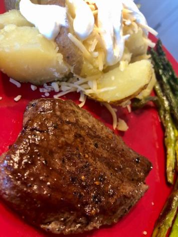 Grass-fed Beef - Tenderloin Steak