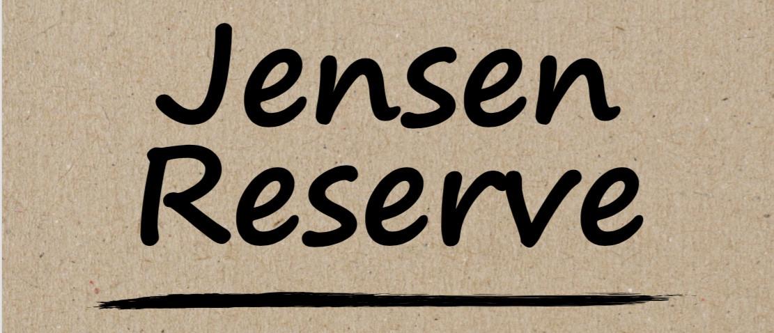 Jensen Reserve Logo