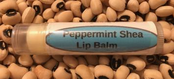 Peppermint Shea Lip Balm