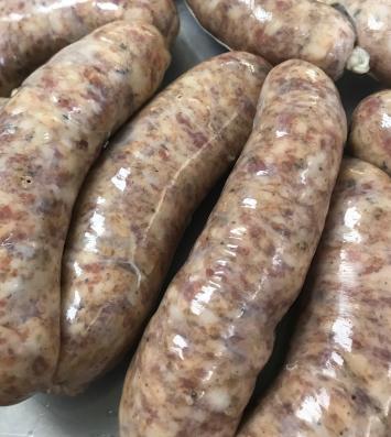 Hot Sausage Links