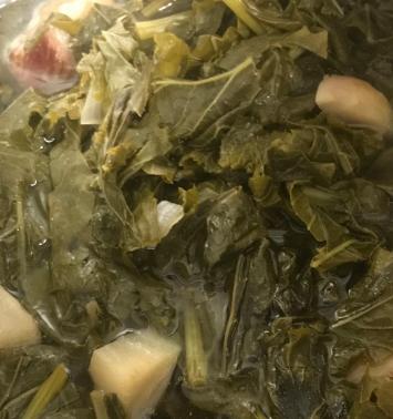 Turnips - Cooked 1 quart