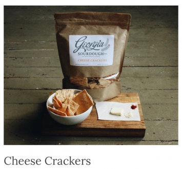 Crackers - Cheese