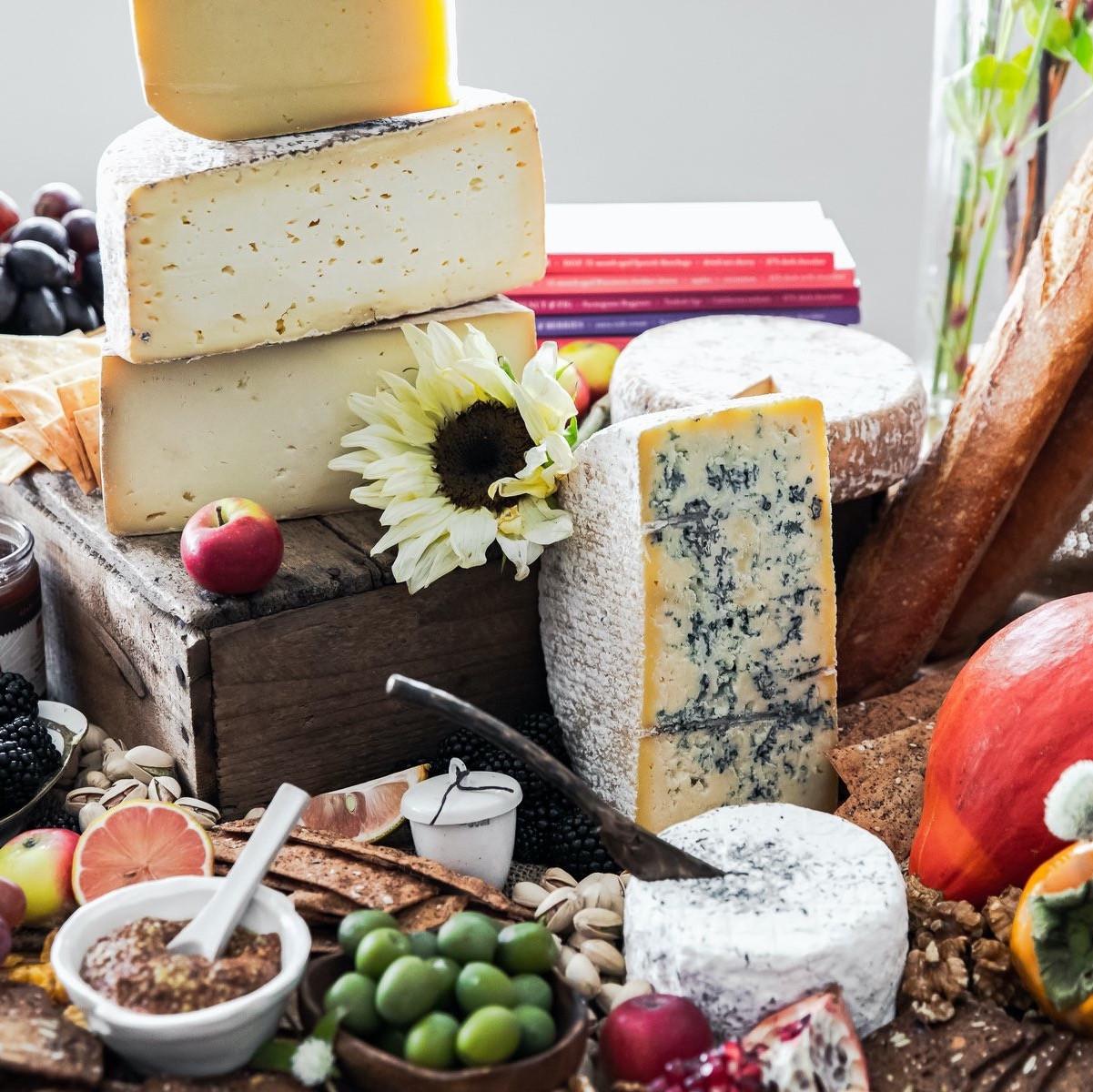 Virtual Cheese Tastings