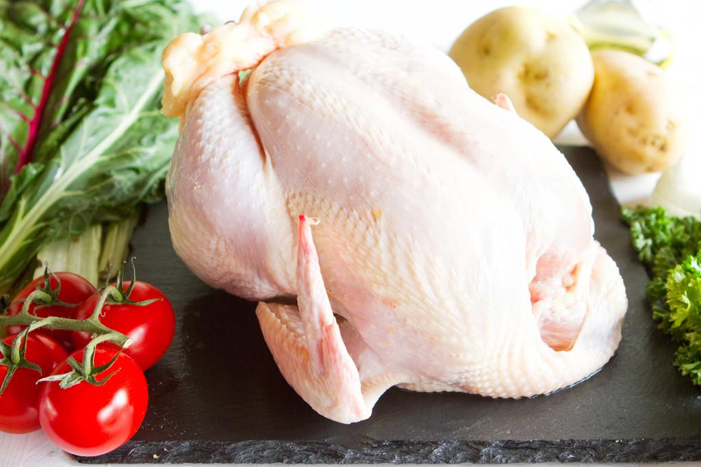 Small (3-4lb) Whole Chicken Broiler