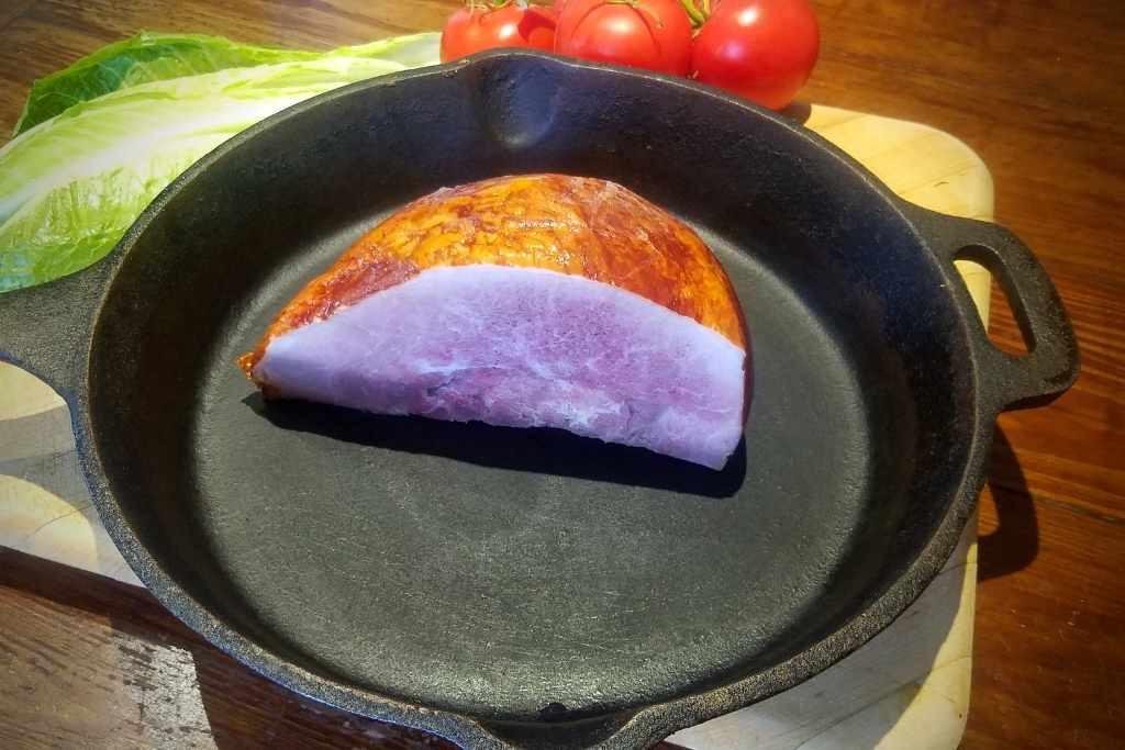 Pork Smoked Ham Roast