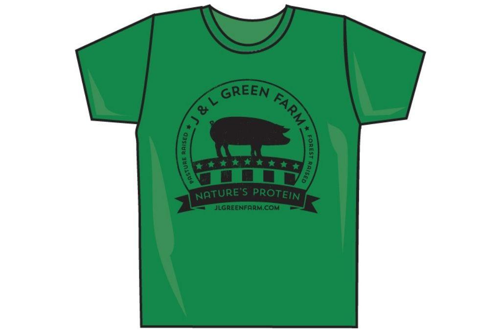 Pig Lovin' T-Shirt Toddler (Large)