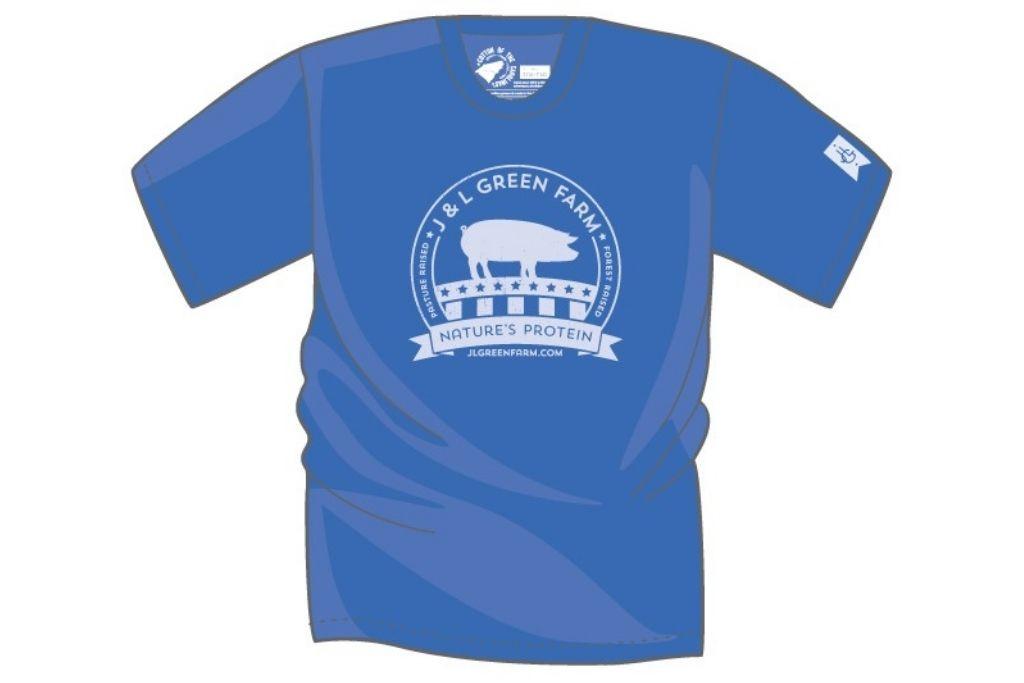 Pig Lovin' T-Shirt Unisex (Medium)