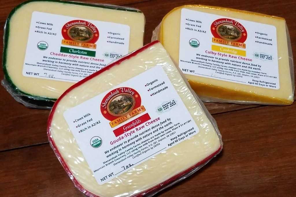 Smoked Cheddar - Raw Milk Cheese