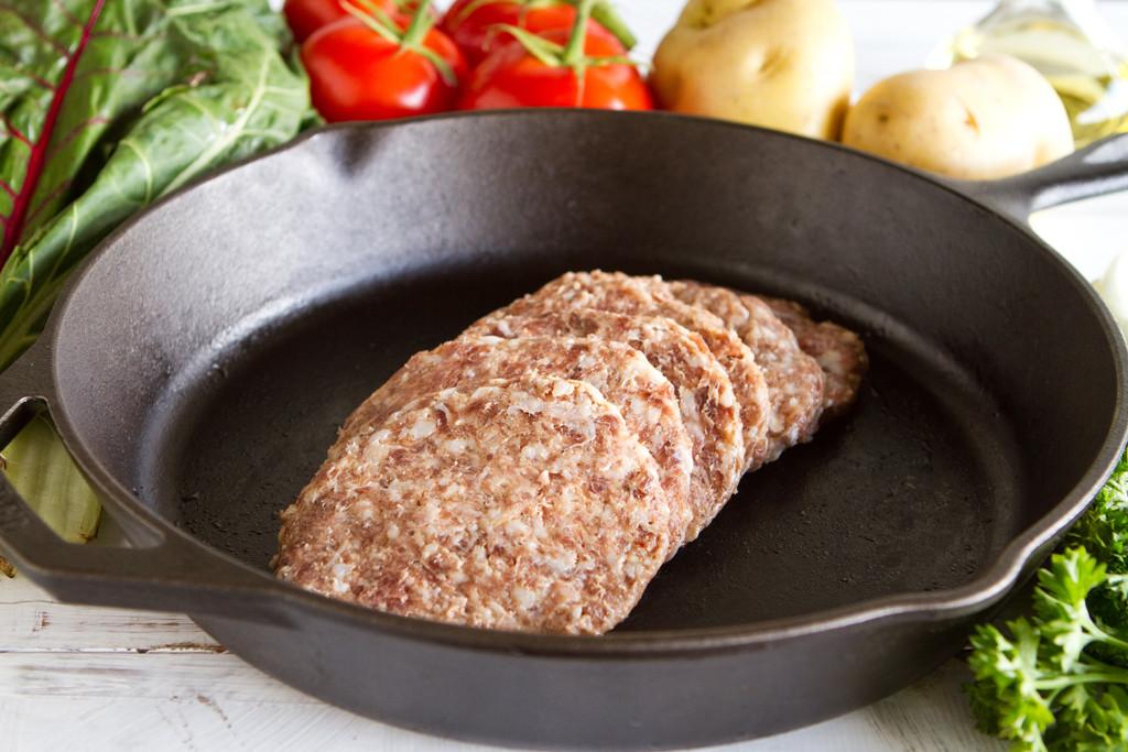Pork Chorizo Patties Sausage