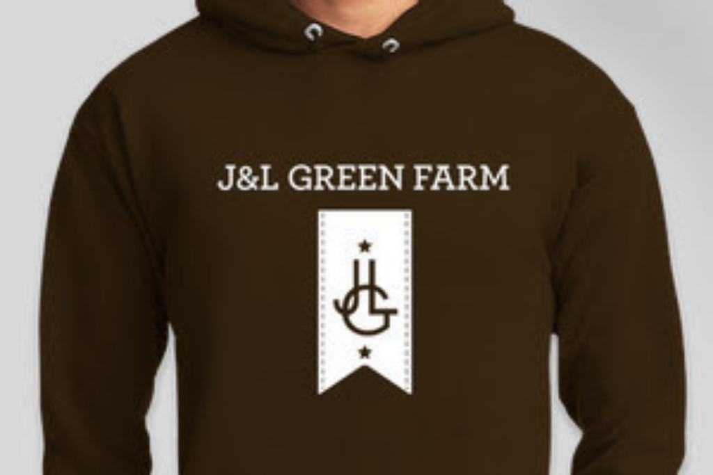Hoodie Sweatshirt - Brown (Medium)