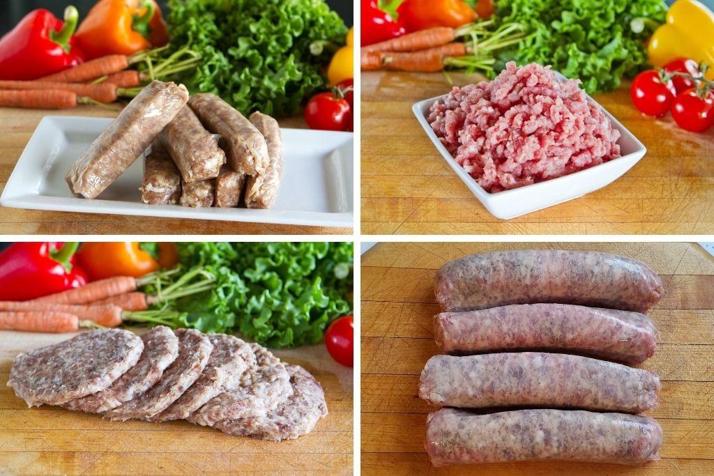 Sausage Variety Bundle