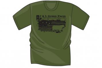 American Beef T-Shirt Unisex (Large)