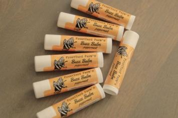 All-Natural Buzz Lip Balm (Peppermint)