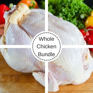 Whole Chicken Bundle - June Reservation
