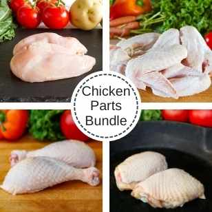 Chicken Parts Bundle - June Reservation