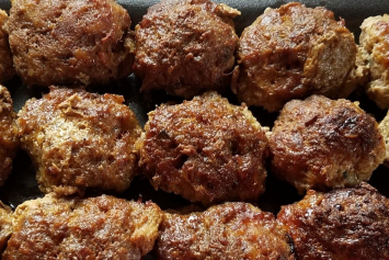 Meatballs - Paleo Friendly