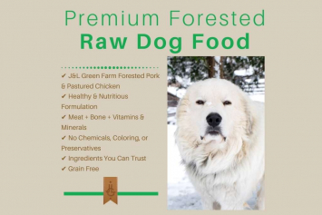 15 PK Premium Raw Pet Food