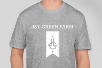 T-Shirt - Grey (Large)