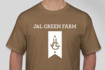 T-Shirt - Woodland Brown (Large)