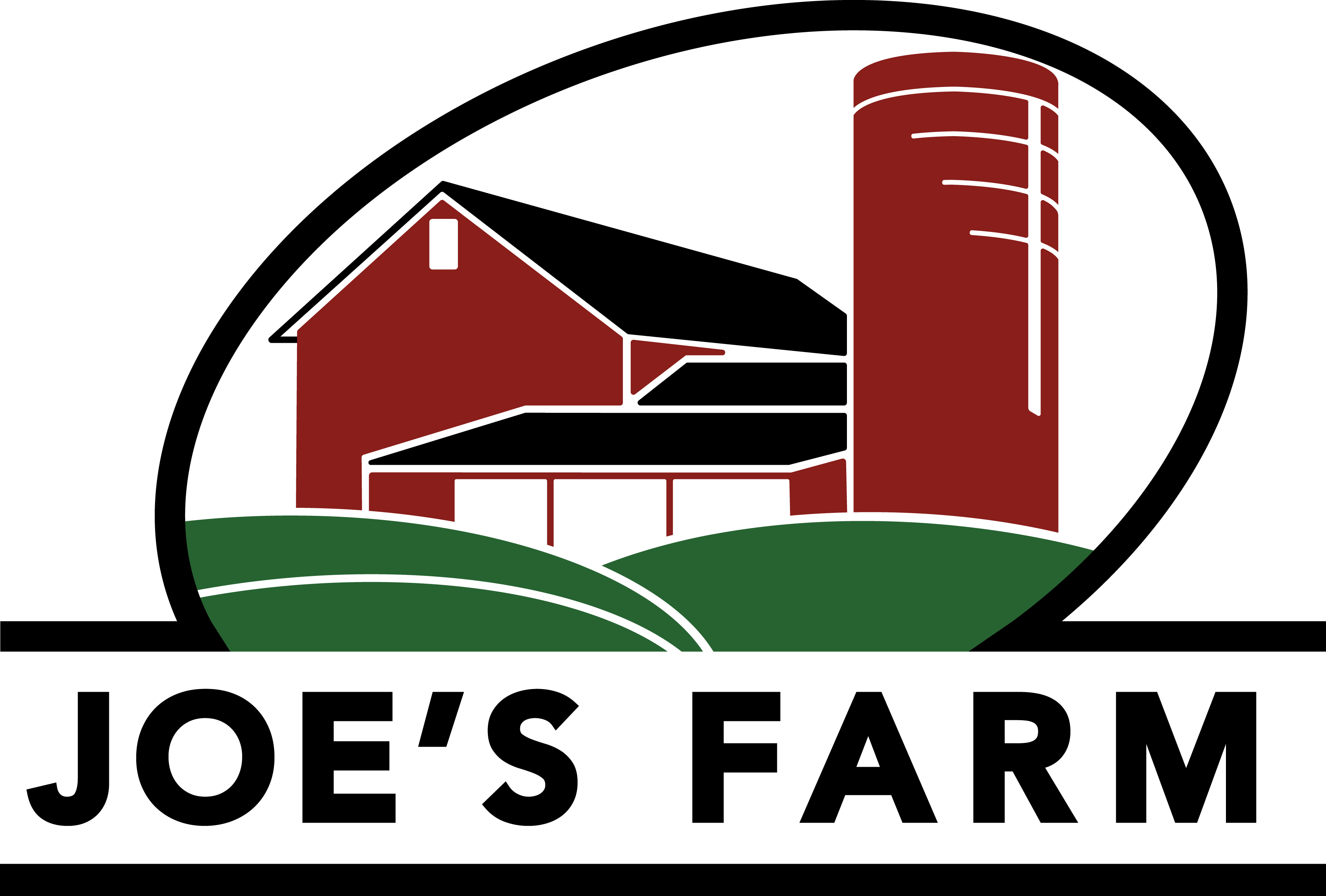 Joe's Farm Logo
