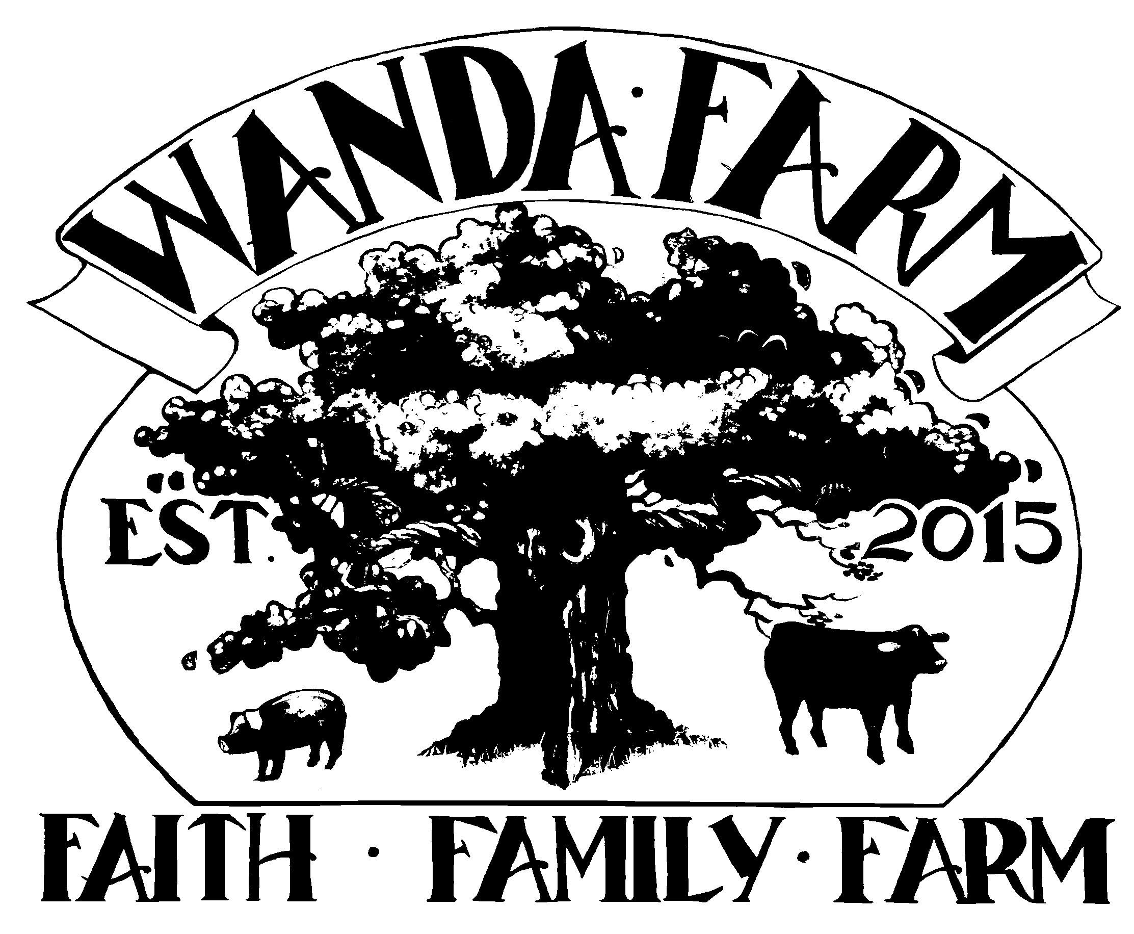 Wanda Farm Logo