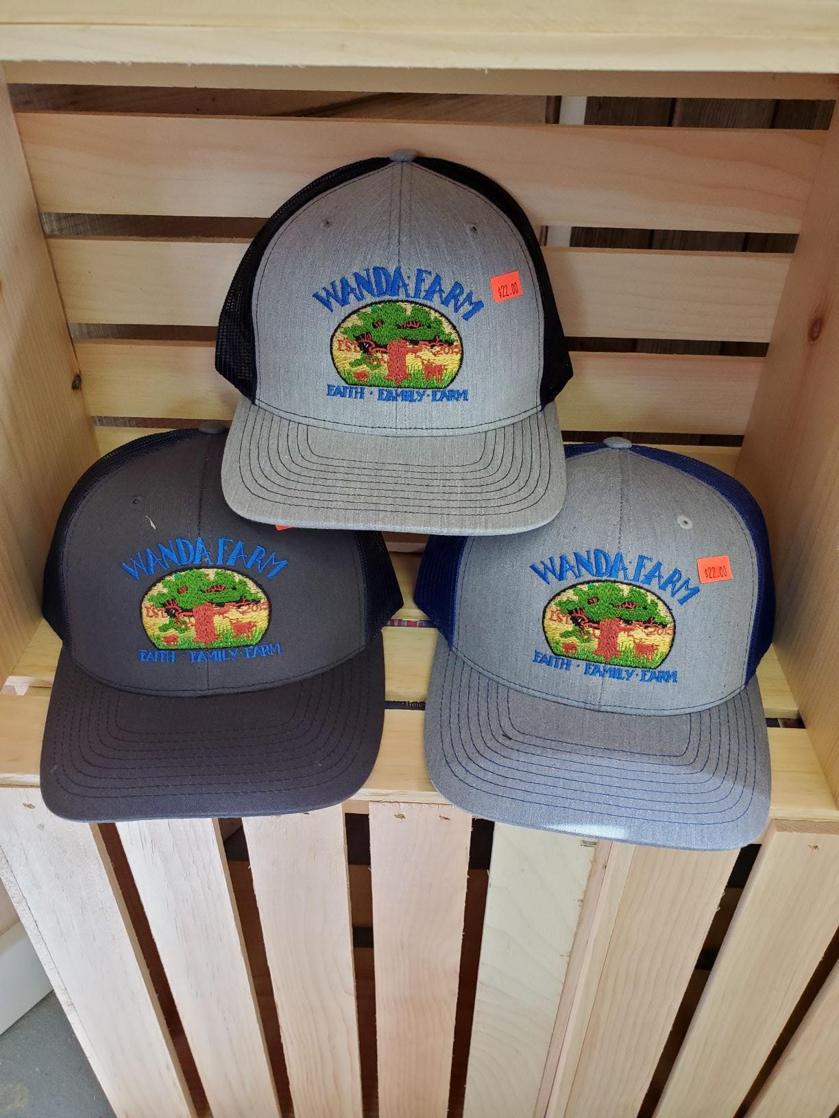 Wanda Farmer Hat