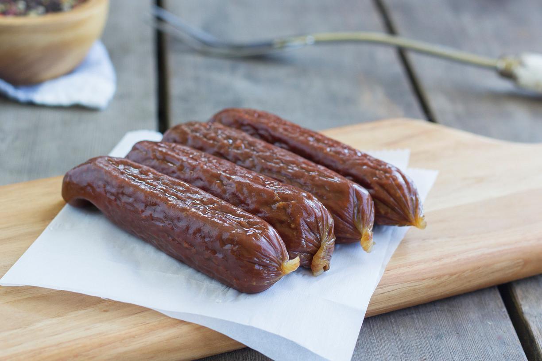Smoked All Beef Hotdogs
