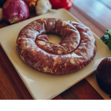 Italian Sausage Hot Links
