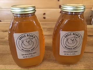 Raw, Local Honey, 1 lb