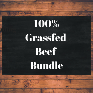 Grass Fed Beef Bundle
