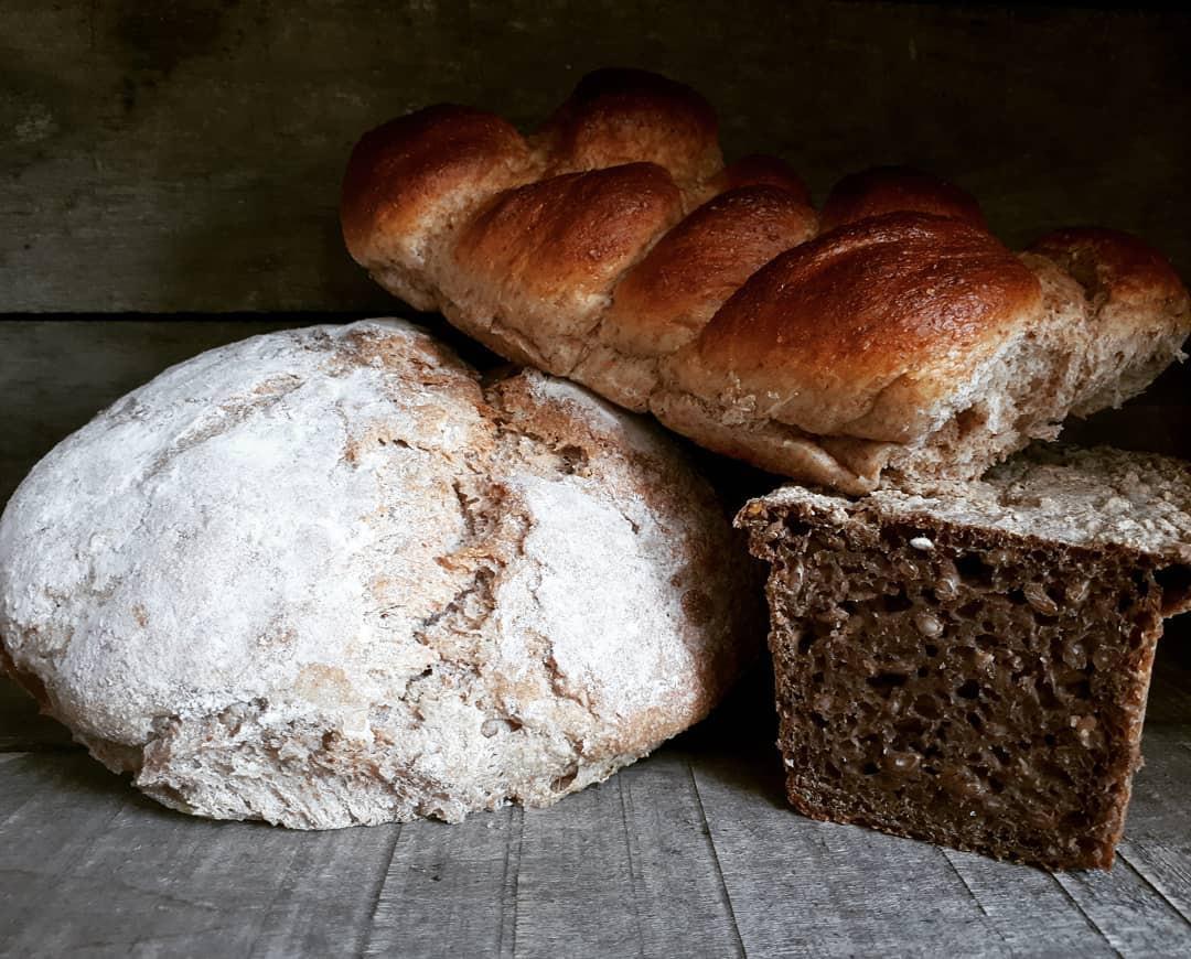 Jubilee Sourdough Breads