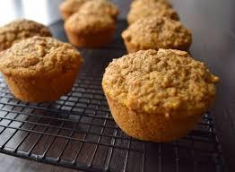 Butternut Squash Apple Muffins