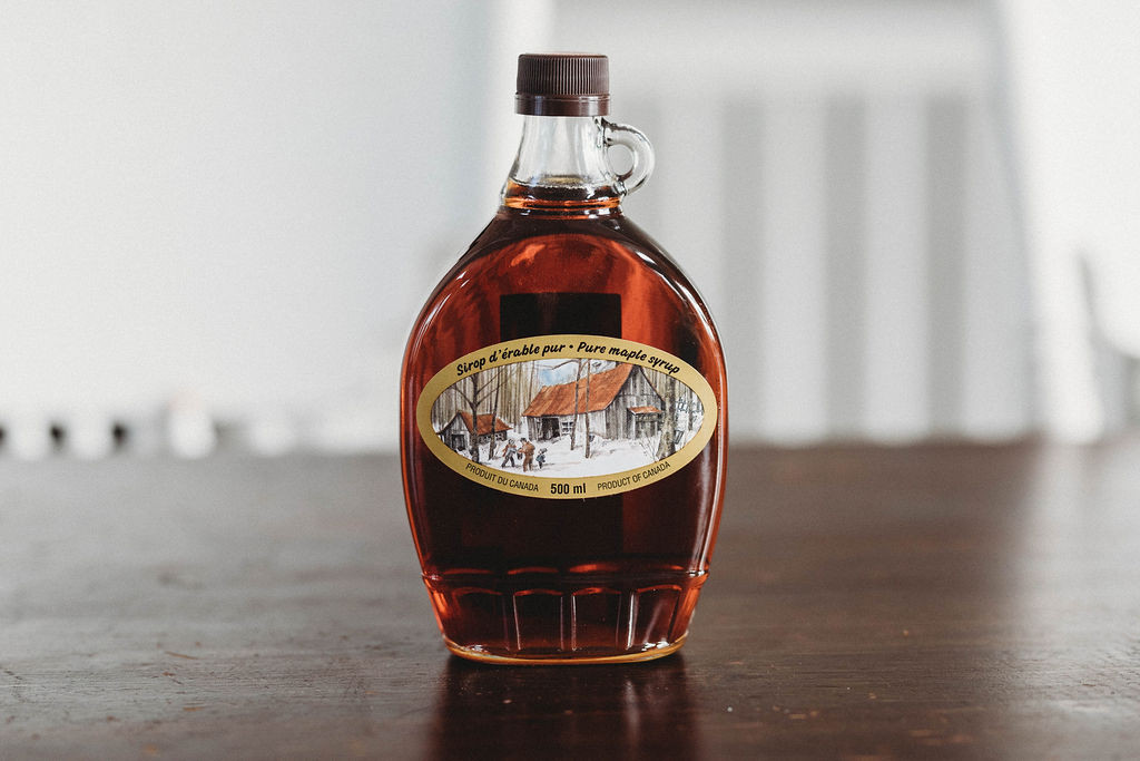Maple Syrup 500 ml- Very Dark