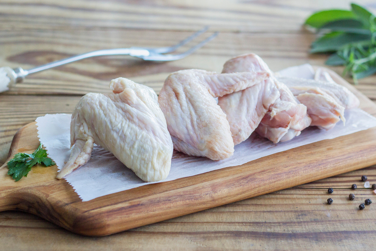 Pasture Raised Chicken (fed organically)