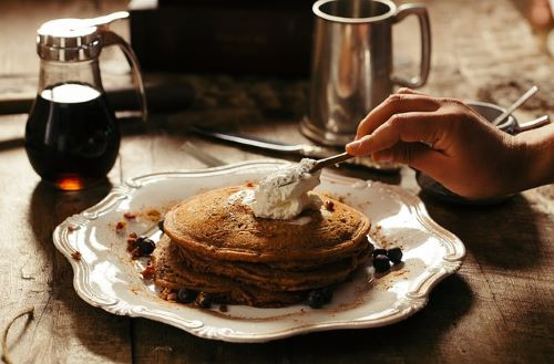 Classic Buckwheat Pancakes