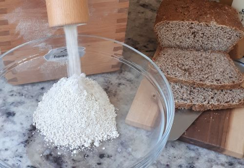 Fresh Stone Ground Flour