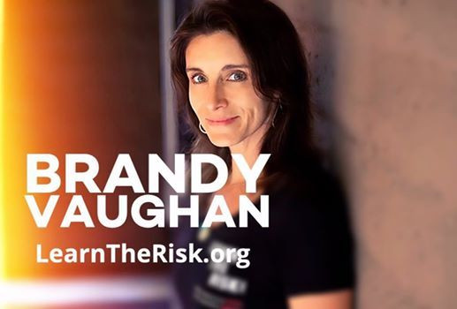 Honouring Big Pharma Whistleblower Brandy Vaughan