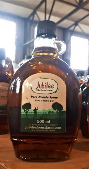 Maple Syrup 500 ml- Dark