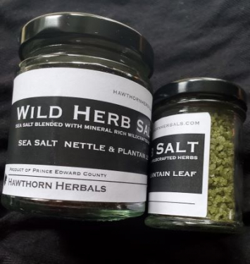 Wild Herb Salt- Large