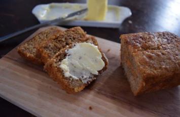 Sourdough Zucchini Loaf