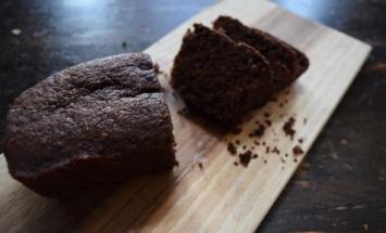 Sourdough Double Chocolate Loaf