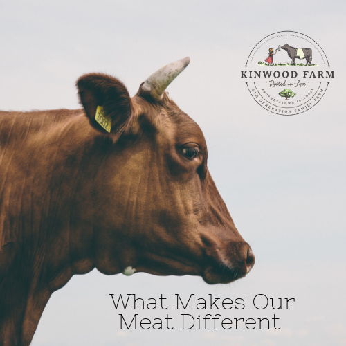 What Makes Our Meat Different
